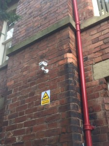 CCTV Wrexham